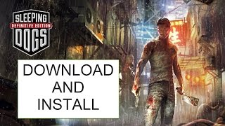 Short-Tut #5: How to Download and Install - Sleeping Dogs: Definitive Edition ( ALL  DLC's )