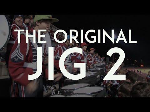 """Oak Mountain High School Drum Line 2011-2012 - """"Jig 2"""" - October 28, 2011"""