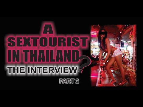 A SEX TOURIST IN THAILAND? - PART 2 - Sunny's Thailand Vlog # 59