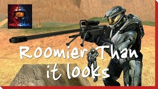 Season 1, Episode 14 - Roomier Than it Looks | Red vs. Blue
