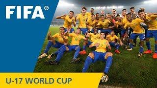 Match 46: Germany v Brazil – FIFA U-17 World Cup India 2017