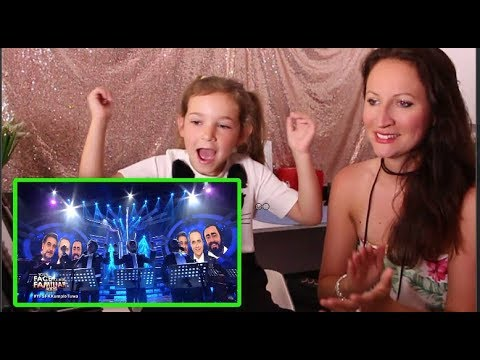 Vocal Coach REACTS to TNT BOYS as THE THREE TENORS- 'O SOLE MIO
