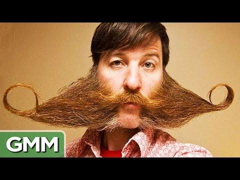 8 Fascinating Facial Hair Facts
