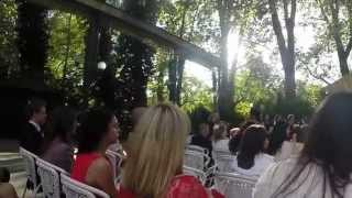 Natalie and Aric Goss Wedding Video - Budapest 2014