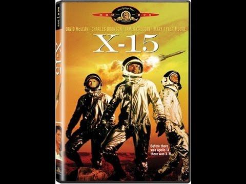 X-15 1961 FULL MOVIE