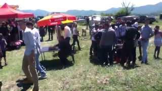 Shenxherxhi në Gjakov-Qabrat 14.05.2013