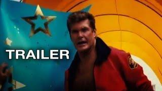 Piranha 3DD Revised Trailer (2012) David Hasselhoff Movie
