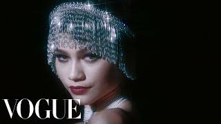 Zendaya Does 100 Years of Beauty   Vogue