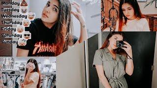 A day in my life (haircare, shopping, mini haul)   Ashi Khanna
