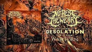 No Rest For The Weary - Desolation (OFFICIAL LYRIC VIDEO)