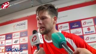 Kamil Syprzak: Cieszymy się z pierwszej wygranej pod wodzą nowego trenera