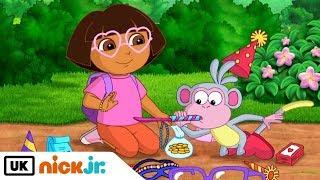 Dora the Explorer | Meet Boots | Nick Jr. UK
