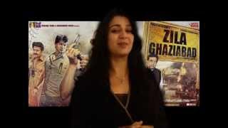 Zila Ghaziabad Promo By Actress