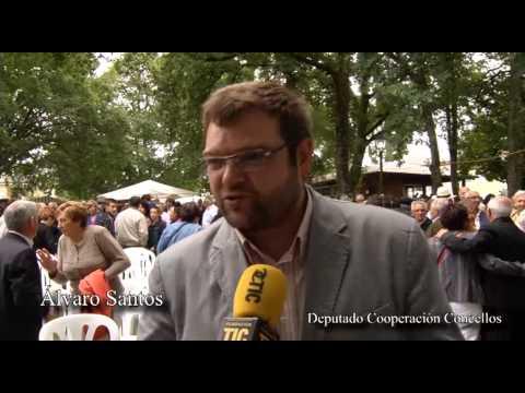 Noticia de Lugo: XXX Festa do emigante de Pol 26/08/2013