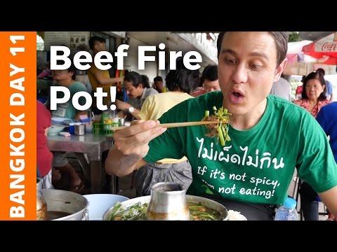Xxx Mp4 Flaming Thai Beef Soup Bike Ride At Bang Krachao บางกระเจ้า Bangkok Day 11 3gp Sex