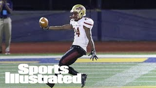 Division II Football Player Dies From In-Game Neck Injury | SI Wire | Sports Illustrated
