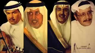 منوعات - طلال مداح - محمد عبده - بدر بن عبدالمحسن