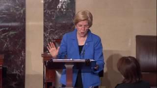 Sen. Elizabeth Warren's Floor Speech on Attorney General Nominee Sen. Jeff Sessions
