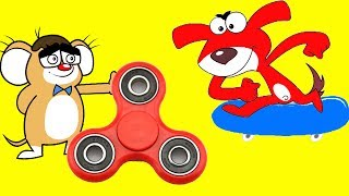Rat-A-Tat|'Fidget Spinner Fun Dive Zombies Animation Cartoon'|Chotoonz Kids Funny Cartoon Videos