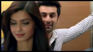 Diana Penty and Ranbir Kapoor kissing Hottest video