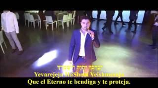 Yevarejeja  Te bendiga   Itzik Dadya HD hebreo español