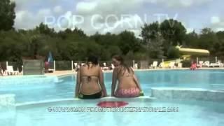 Menstruando Na Piscina - PegadinhaS TV