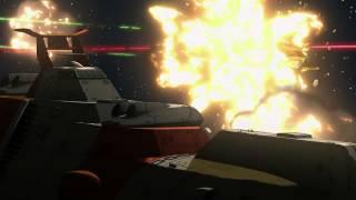 Trailer Space Battleship Yamato 2199 EP1