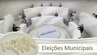 Roda Viva | Eleições Municipais | 03/10/2016