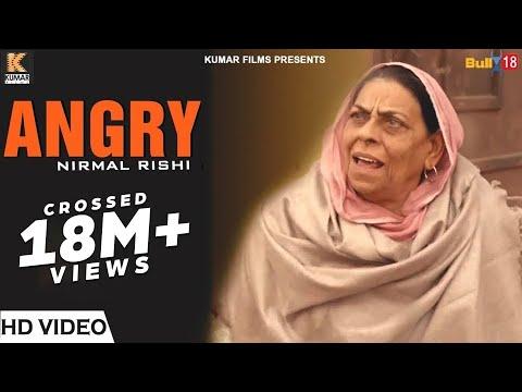 Xxx Mp4 Angry Nirmal Rishi Best Scene 2018 Latest Punjabi Movies 2018 Kumar Films 3gp Sex