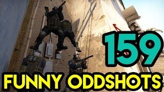 CS:GO - BEST ODDSHOTS #159
