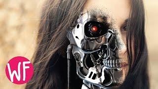 Photoshop Tutorial   Terminator Face Photoshop CS6