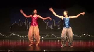 Hey Ganaraya Dance- by Shriya and Sahana
