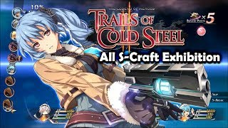 The Legend of Heroes - Trails of Cold Steel 2 (All S-Craft Exhibition)
