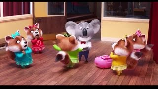 """SING Moive Mini Trailer """"Meet Buster"""" Koala - Reese Witherspoon Movie HD 2016"""