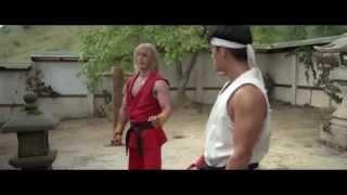 Trailer - STREET FIGHTER  PUNHO ASSASSINO