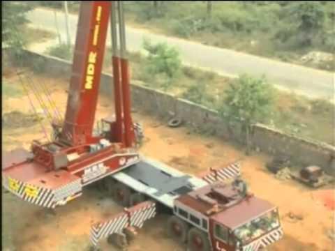 DEMAG HC 810 from MDR Crane Hiring.flv