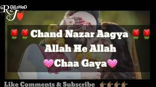 Chand Nazar Aa Gaya 🌷Eid Mubarak 🌷Whatsapp Status🌷30 Second 🌷Rj WhatsApp Status Video