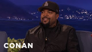 """Ice Cube Is Ready To Make Another """"Friday"""" Movie  - CONAN on TBS"""