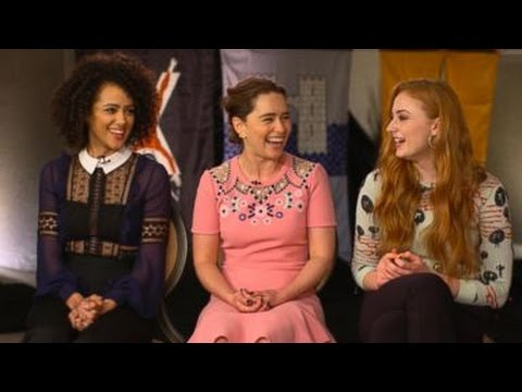 'Game of Thrones': Female Cast Reflects on Hardships [EXCLUSIVE INTERVIEW]