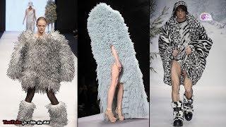 لماذا يصنع مصممو الأزياء ملابس غريبة لا يُمكن ارتداؤها ؟!