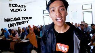 Macawa Tour University (UIN ALAUDDIN MAKASSAR) #Crazy Vlog 2