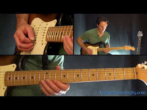 Don't Speak Guitar Lesson - No Doubt