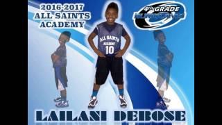 Lailani DeBose Highlights VS. St. Mary