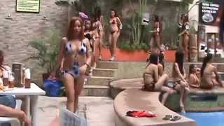 Miss Pinatubo Philippines 2015 Bikini Contest