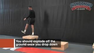 Championship Speed and Power Drills: Horizontal Jumps - Nick Kohl