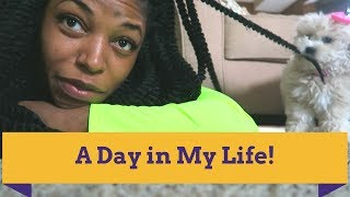 Spend A Day in My Life Vlog... My normal type of Saturday