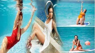 Salman's Bhabhi Malaika Arora EXPOSED Her Bikini Body