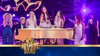 DE GIRLS BETOVEREN MET 'RISE' – The Next Boy/Girl Band
