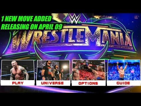 WR3D WWE MOD | WR3D WRESTLEMANIA MOD 2018 | WR3D LATEST MOD | WR3D NEW MOVES MOD | WR3D MT GAMING