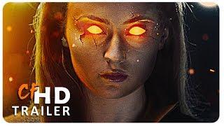 X-Men: Dark Phoenix (2018) Teaser Trailer #2 - Sophie Turner, Jennifer Lawrence (Fan Made)